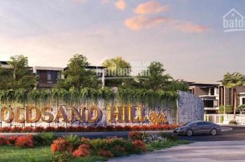 Nhượng gấp nền view biển 160m2 dự án Goldsand Hill, giá tốt nhất Phan Thiết. LH 0933978386