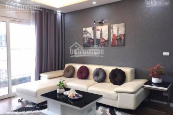 Cho thuê CHCC Yên Hòa Sunshine Vũ Phạm Hàm, 110m2, 2 phòng ngủ, đủ đồ, 12tr/th. LH: 0941239993