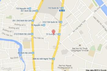 Cần bán căn hộ chung cư 1050 Chu Văn An số 4 Phan Chu Trinh Phường 12