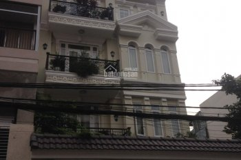 Bán nhà mặt tiền Cách Mạng Tháng 8, Q. 3 DT: 5x25m nhà đẹp 2 lầu gần Nguyễn Đình Chiểu