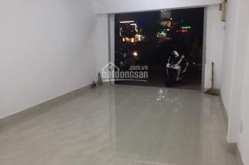 Cho thuê nhà nguyên căn mặt tiền đường Hòa Hảo, Q.10  DT 4.8x15m giá 38tr/th
