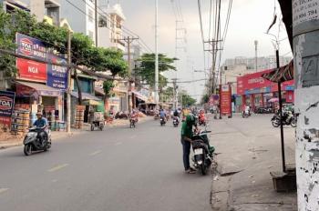 Bán nhà mặt tiền kinh doanh đường Âu Cơ, P. 14, Tân Bình, DT 4.5x26m, cấp 4. Giá 14.8 tỷ TL