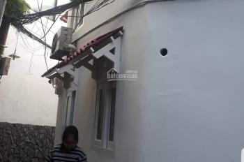 Bán nhà nhỏ Nguyễn Thị Minh Khai DT: 15m 2L. Giá 3.5 tỷ