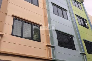 Bán nhà 4 tầng mới xây tại Thanh Đàm, Thanh Trì, Hoàng Mai - LH 0977707183