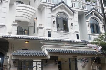Bán nhà đường Huỳnh Tấn Phát khu Petechim, DT 6,4m x 12m, 3 lầu, cao cấp, giá 5.35 tỷ