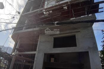 Cho thuê nguyên căn làm CHDV/ văn phòng Hòa Bình, P5, Q11, 6x11m, 6 tầng, 10 phòng, giá 45tr/th TL