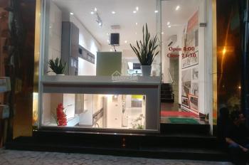 Cho thuê nhà mặt phố Phan Đình Phùng, Hàng Bún, 90m2 x 4 tầng, mặt tiền 6m