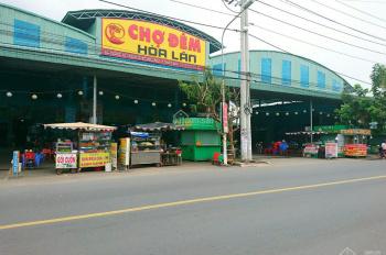Chính chủ bán đất mặt tiền chợ đêm Hòa Lân đường 22/12, Thuận An, Bình Dương LH: 0938636560