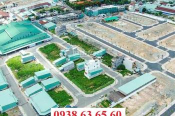 Bán đất chợ đêm Hòa Lân, 80m2 thổ cư 100%, đường 22/12, Thuận Giao, Thuận An. 0938.63.65.60