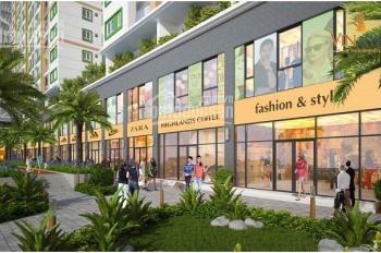 Bán Shophouse Vinhomes Grand Park DT 132m2, giá Chủ đầu tư