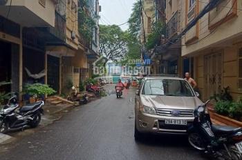 Bán nhà Lê Thanh Nghị, Bách Khoa, quận Hai Bà Trưng, phân lô, 2 thoáng, oto đỗ, 45m2 x 5 tầng, 6 tỷ