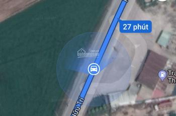 Bán lô đất thổ cư MT Nguyễn Hữu Trí, Bến Lức, LA. DT 30x50m, giá 17 tỷ. LH 090.333.7247