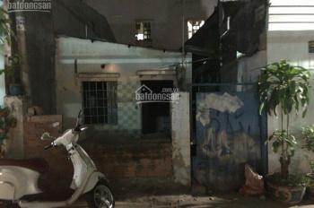 Mở shop bán nhanh căn nhà nát đường Bùi Văn Ba, Q.7, 73m2, SHR, XDTD, 0937981540