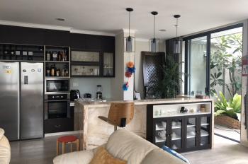 Cần bán căn hộ ghép có sân vườn, tầng penthouse Masteri Thảo Điền