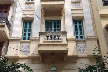 Cho thuê nhà mặt phố Nguyễn Khả Trạc, Mai Dịch, Cầu Giấy 65m2 x 5T, MT 5m. Đường rộng 9
