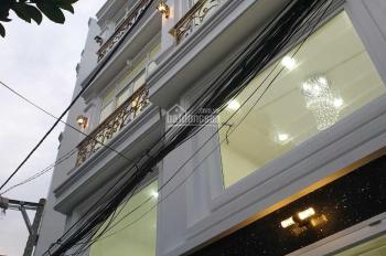 Bán nhà hẻm thẳng 1 sẹc, cách mặt tiền 30m, Quận Phú Nhuận, ngay BV An Sinh, giá 7 tỷ 4