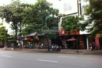Cho thuê nhà MP Trần Quý Kiên Cầu Giấy 40m2 x 5 tầng MT 4m, hàng ăn, KD. Giá 35tr/th, 0961442722