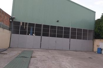 Cho thuê kho xưởng phường 11 mặt tiền 800m2 cho thuê 34 triệu HD lâu dài