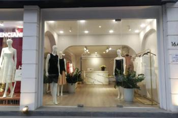 Cho thuê nhà mặt phố Lạc Trung, diện tích 100m2 x 2 tầng, MT 6m, thông sàn, nhà mới, LH 0865625958