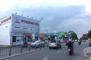 Cho thuê góc 2 MT siêu VIP Nguyễn Oanh - Phan Văn Trị, P7 Gò Vấp - 459m2