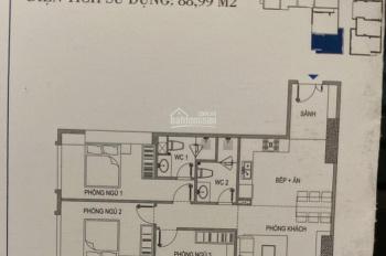 Chính chủ cần bán căn hộ cao cấp 3PN, căn góc, tầng cao dự án Sunshine Riverside, Tây Hồ, HN