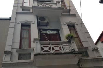 Chính chủ bán nhà ngõ 47 phố Nam Dư Lĩnh Nam Hoàng Mai. DT 34m2 x 4T giá 2 tỷ
