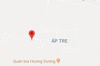 Bán lô đất 291m2 tại Ấp Tre, Quang Minh, Hà Nội
