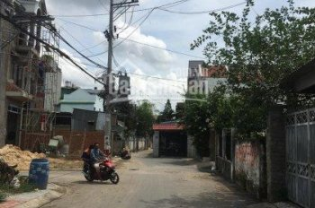 Kẹt tiền bán gấp lô đất 2 mặt tiền ở đường Nguyễn Duy Trinh, Long Trường, Quận 9, giá 1.6 tỷ /nền