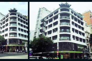Cho thuê văn phòng 18HBT Building, đường Hai Bà Trưng, quận 1, DT 200m2, giá 147tr/tháng