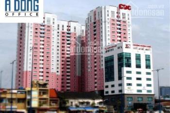 Cho thuê văn phòng Central Garden, đường Võ Văn Kiệt, quận 1, DT 120m2, giá 63 triệu/tháng
