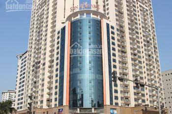 Cho thuê văn phòng dự án Sun Square mặt đường Lê Đức Thọ DT linh hoạt, giá 180 nghìn/m2/tháng