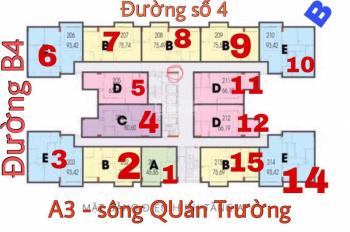 CT4 VCN Phước Hải, sở hữu vĩnh viễn, còn một số căn giá tốt có 1PN, 2PN, 3PN, 0984098525 (Quỳnh)