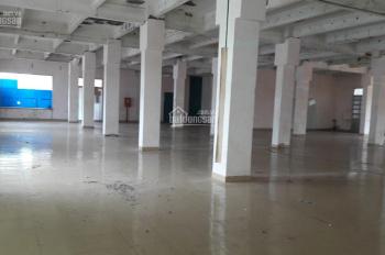 Cho thuê kho, xưởng 80, 100, 150 Và 1.000m2 mặt tiền đường Võ Văn Kiệt - Q. 6