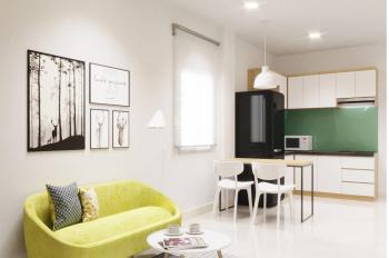 Căn hộ mới xây 100% như hình - Gần ngã tư Phú Nhuận thang máy - bảo vệ. LH: 034.55.33.448 Mr Linh