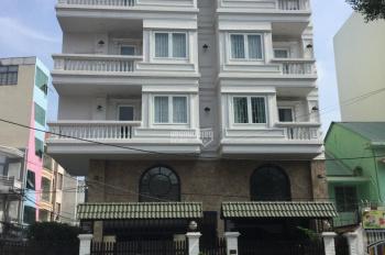 Q3, Hồ Xuân Hương - tòa nhà 1 hầm 4 lầu ngang 8m có ưu đãi mùa dịch