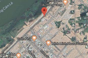 Cần bán lô đất BT view sông khu Nguyễn Tri Phương. LH: Mỹ 0918848077