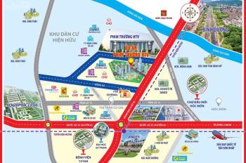 Chỉ với 700tr sở hữu ngay nền 80m2 tại Phim Trường HTV TP. HCM - LH Việt 086 58 78 179