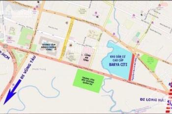 Cần bán nhà phố ngay đường cách mạng tháng 8, TP Bà Rịa, sổ hồng chính chủ 0906660507