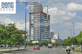 Cho thuê văn phòng MH building, đường Võ Văn Kiệt, quận 5, DT 170m2, giá 43tr/tháng