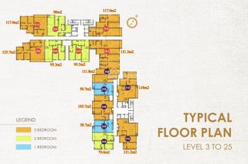 CC E2 Yên Hòa Chelsea Residences, căn hộ đã hoàn thiện, chuẩn bị bàn giao, trung tâm Cầu Giấy