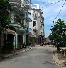 Bán lô đất hẻm 1 trục 4m Dương Quảng Hàm, GV. DT 4.2x13m NH 4.6m CN 59m2 giá 4.8 tỷ TL 0932170604