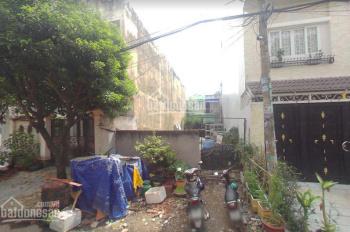 Thanh lý nhanh lô đất 84.6m2 ở MT đường Bình Hưng, Bình Chánh, liên hệ 0797085744