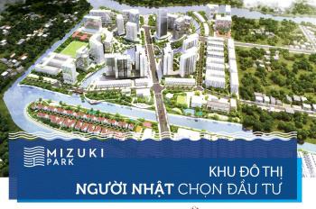 Cần cho thuê căn hộ Mizuki Park 56m2 giá 7.5tr, 72m2 giá 9tr - LH: 0906 55 77 59
