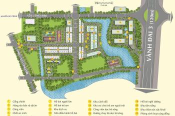 Bán lô đất block C, Centana Điền Phúc Thành Q9, 5x20m, giá 2,8 tỷ, CC 0776768276