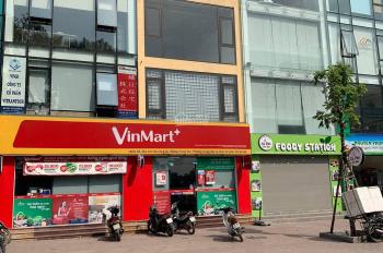 Cho thuê nhà mặt phố Nguyễn Văn Cừ -110m2 - Mặt tiền 5,5m-5 tầng