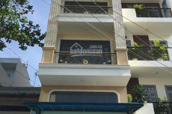 Cho thuê nhà MTKD đường Ỷ Lan, P. Hiệp Tân, Q. Tân Phú, 4.5x20m, 4.5 tấm, nhà mới xây 2019