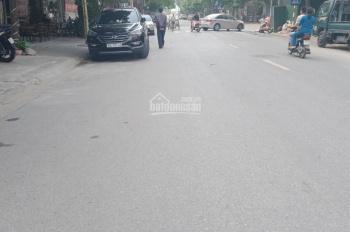 Bán nhà 2 tầng mặt phố kinh doanh sầm uất nhất khu Phố Trạm, Long Biên, TP Hà Nội, DT 103m2 rộng 7m