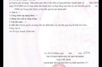 Đất 1430m2 hẻm xe tải Ung Văn Khiêm, Bình Thạnh (0902738229 Zalo) giá 150 tỷ