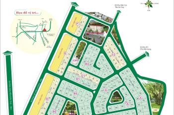 Bán đất biệt thự 12.5 x 20m, sau SC Vivo Q7 giá 65tr/m2. LH: 0911.671.671