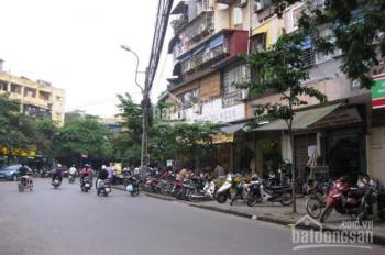 Chính chủ cần tiền bán nhà MP Bạch Mai, đường 2 chiều, vỉa hè rộng, KD sầm uất, DT 80m2, 10.9 tỷ